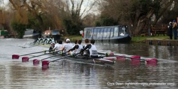 M1 defended their Lents Headship on day 1 in 2014 and finished the week in 2nd.
