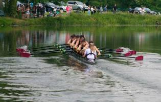 W1 row in a matching Filippi, the Alastair Nelson